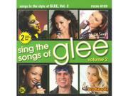Pocket Songs Karaoke CDG #6189 - Sing the Songs of Glee Vol. 2