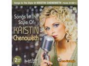 Pocket Songs Karaoke PSCDG 6180 - Kristin Chenoweth