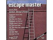 Pocket Songs Karaoke CDG 1263 Escape Master Songs From James Bond Films