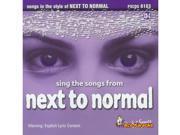 Pocket Songs Karaoke PSCDG #6183 - Next To Normal CDG