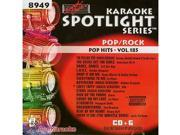 Sound Choice Spotlight CDG SCG8949 - Pop/Rock Pop Hits - Vol. 185