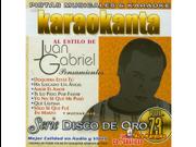 Karaokanta KAR 1773 Disco de Oro Pensamientos Spanish CDG