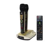 EnterTech MagicSing ET-23KH HD Wireless Microphone Karaoke System - English Edition