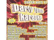 Party Tyme Karaoke CDG SYB1109 - Super Hits 17