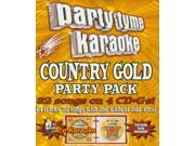 Party Tyme Karaoke CDG - Country Gold