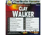 Image of Chartbuster Artist CDG CB90007 - Clay Walker