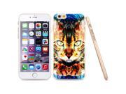 Minisuit Hard Back Case with Shock-Proof Trim Case for iPhone 6/6S PLUS - Wild Cat