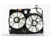 TYC 620970 Engine Cooling Fan Assembly New