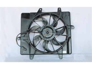 TYC 620440 Engine Cooling Fan Assembly New
