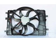 TYC 621400 Engine Cooling Fan Assembly New