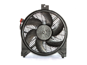 TYC 610880 AC Condenser Fan Assembly New