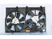 TYC 621820 Engine Cooling Fan Assembly New