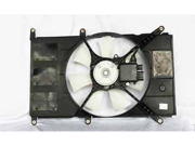TYC 600910 Engine Cooling Fan Assembly New