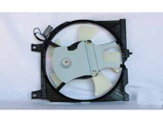 TYC 610130 AC Condenser Fan Assembly New