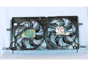 TYC 621540 Engine Cooling Fan Assembly New
