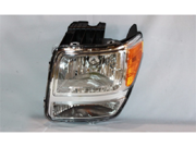 TYC 20-6870-00-1 Driver Side Replacement Headlight For Dodge Nitro