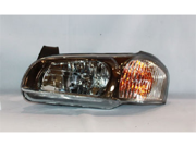 TYC 20-5770-90 Left Side Headlight Assembly