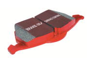 EBC Brakes DP31621 2C EBC Redstuff Ceramic Low Dust Brake Pads