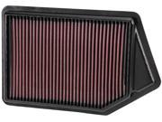 K&N 33-2498 K&N Air Filters Replacement Air Filter 9SIA08C4RB3017