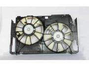 TYC 621320 Engine Cooling Fan Assembly New