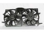 TYC 620090 Engine Cooling Fan Assembly New