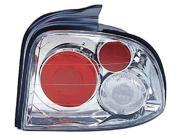 IPCW Tail Lamp CWT-404C2 95-99 Dodge Neon Crystal Clear 9SIA08C05Y0104