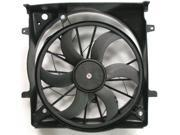 JEEP LIBERTY GAS 3.7L 2002 03 04 05 RADIATOR FAN (ELECTRIC COOLING) NEW 9SIA26N3443513
