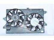 TYC 620750 Engine Cooling Fan Assembly New