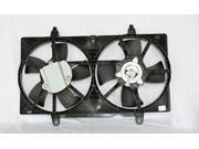 TYC 620420 Engine Cooling Fan Assembly New