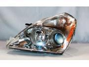 TYC 20-6776-00 Driver Side Replacement Headlight For Kia Sedona