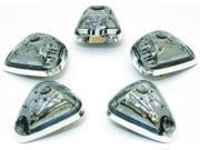 IPCW LEDR-500S Ford F150, F250 Ld 1997 - 2003 Cab Roof Lights, LED Platinum Smoke