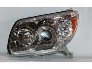 TYC 20-6762-91 Driver Side Replacement Headlight For Toyota 4Runner