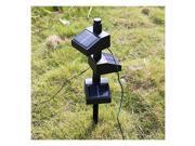 Solar Power 100 LED String Fairy Outdoor Light