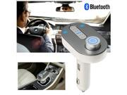 AGPTEK Bluetooth FM Transmitter, Car Mp3 Player, Hands-Free Call for Smartphones iPhone 6 6Plus 5s 5 4s 4, Samsung Galaxy 5 4 3 2, HTC, iPad, Tablets, MP3 Players & More