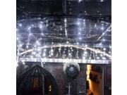 Extendable design Christmas Party decoration Fairy curtain Icicle Light 8 model connectable Icicle String Light  5M/16.4FTx0.6M/2FT 150LED
