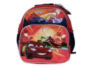 "Disney's Cars McQueen 10"" Mini Kids Backpack"