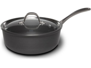 Calphalon 3-qt. Hard-Anodized Aluminum Commercial Hard-Anodized Chef's Pan