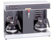 Bunn 12-c. Automatic Commercial Coffee Brew with Two Warmers 9SIV16A67A0340