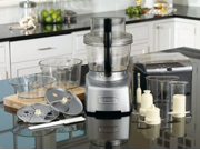 Cuisinart 14-c. Elite Collection Elite Food Processor, Die Cast 9SIA1K04TX2365