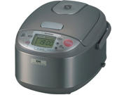 Zojirushi 3-c. Induction Heating Rice Cooker, Stainless 9SIV0742R45573