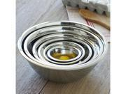 CHEFS 6-pc. Mixing Bowl Set