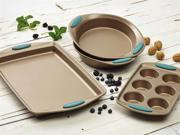 Rachael Ray 4-pc. Nonstick Cucina Bakeware Set, Agave 0D1-005C-000B1