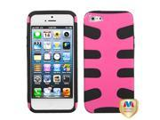 Natural Blush Fishbone Shell +Silicone Case +Screen Protector For iPhone 5 5S 9SIA1MR1WU3510