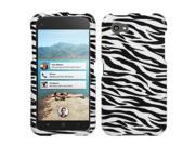 For First Zebra Skin Silicone Protector Cover Case