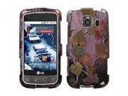 For LS670 Optimus S Hunter Hard Snap On Phone Protector Cover Case