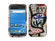 For T989 Galaxy S II Oriental Art Hard Snap On Phone Protector Cover Case