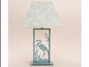 Heron Die Cut Lamp
