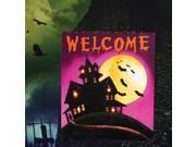 Halloween Welcome LED Sign