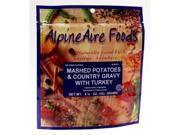 Alpineaire Freeze-Dried Mashed Potatoes With Gravy And Turkey -