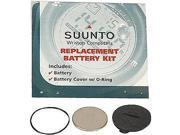 Suunto Wrist-Top Computer Watch Replacement Battery Kit (Vector, Advizor, X-Lander, S-Lander, Altimax, Yachtsman, Mariner, Regatta) -